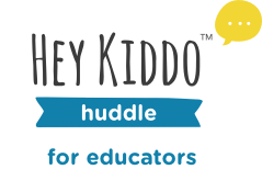 HeyKiddo™ Huddle Logo