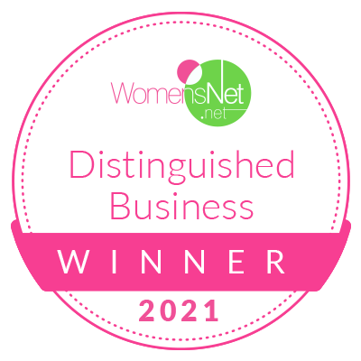 WomensNet Distinguished Business Award