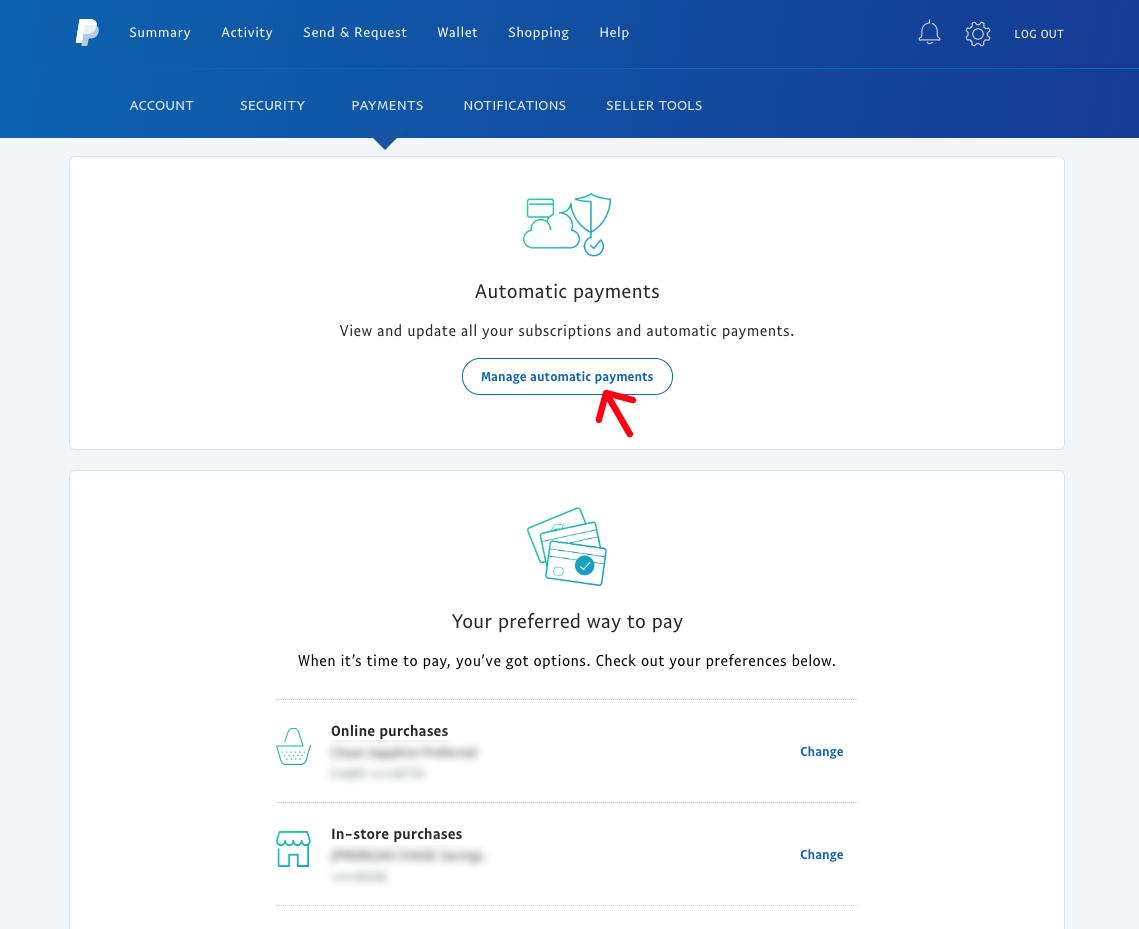 Paypal Unsubscribe Description 3